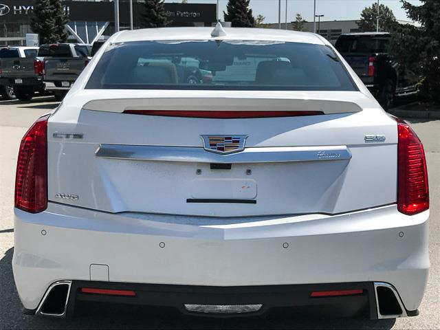 2019 Cadillac CTS 3.6L Luxury (Stk: 9D98711) in North Vancouver - Image 14 of 26