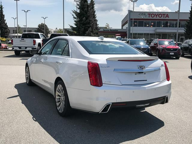 2019 Cadillac CTS 3.6L Luxury (Stk: 9D98711) in North Vancouver - Image 6 of 26