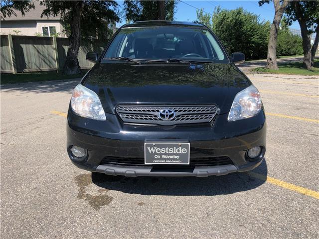 2006 Toyota Matrix XR (Stk: 9931.0) in Winnipeg - Image 2 of 20
