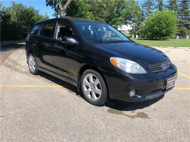 2006 Toyota Matrix XR (Stk: 9931.0) in Winnipeg - Image 1 of 20