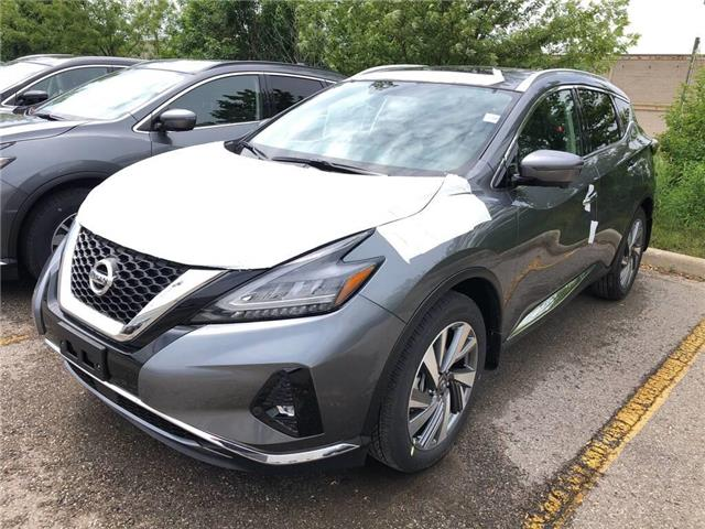 2019 Nissan Murano SL (Stk: Y8531) in Burlington - Image 1 of 5