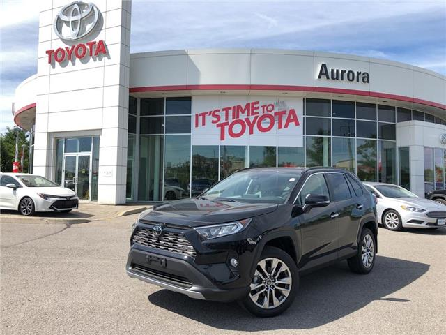 2019 Toyota RAV4 Limited (Stk: 30620) in Aurora - Image 1 of 15