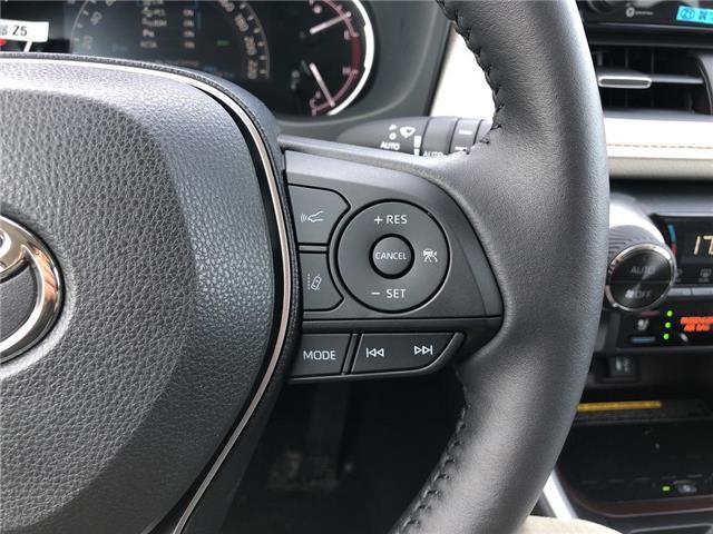 2019 Toyota RAV4 Limited (Stk: 30620) in Aurora - Image 9 of 15