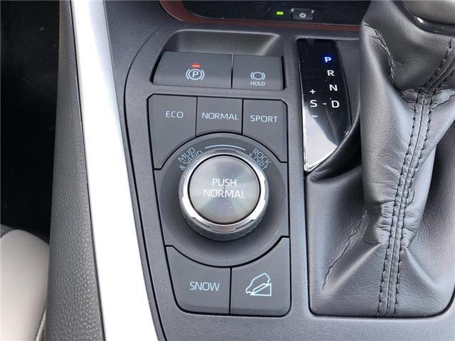 2019 Toyota RAV4 Limited (Stk: 30620) in Aurora - Image 13 of 15