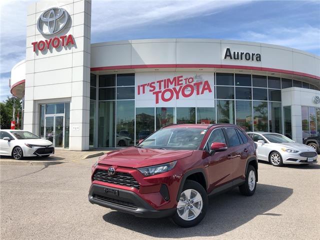 2019 Toyota RAV4 LE (Stk: 31084) in Aurora - Image 1 of 15