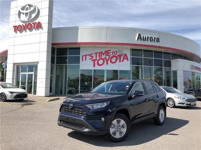 2019 Toyota RAV4 XLE (Stk: 31078) in Aurora - Image 1 of 15