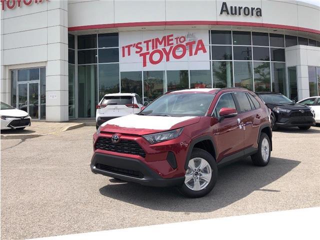 2019 Toyota RAV4 LE (Stk: 31103) in Aurora - Image 1 of 15