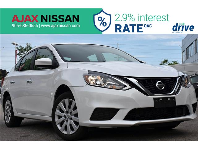 2018 Nissan Sentra 1.8 SV (Stk: P4198) in Ajax - Image 1 of 31