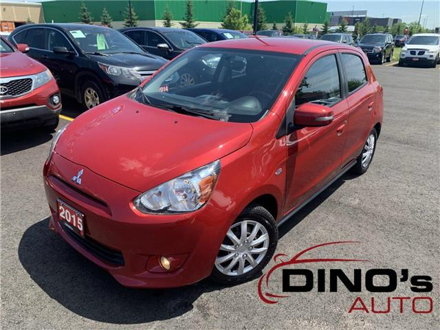 2015 Mitsubishi Mirage SE (Stk: 049689) in Orleans - Image 1 of 23