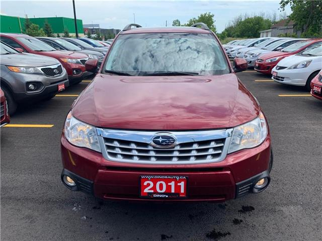 2011 Subaru Forester  (Stk: 730467) in Orleans - Image 6 of 29