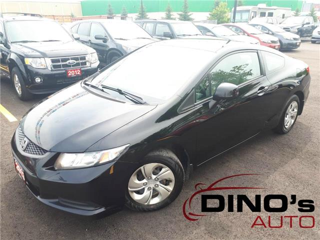 2013 Honda Civic LX (Stk: 001959) in Orleans - Image 1 of 25