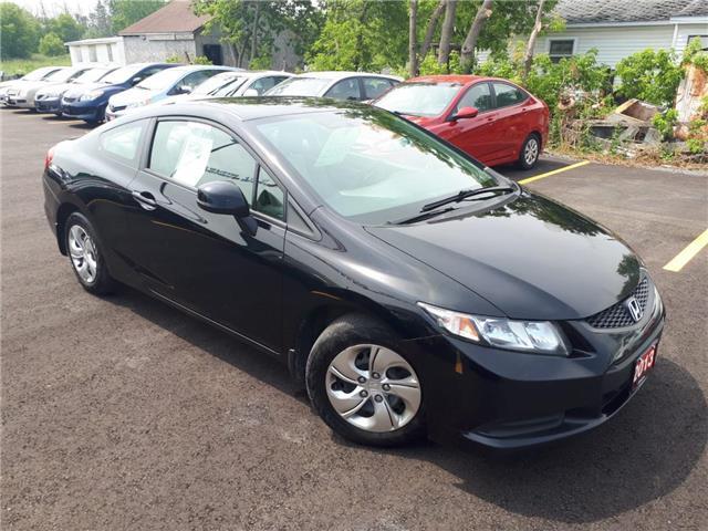 2013 Honda Civic LX (Stk: 001959) in Orleans - Image 5 of 25