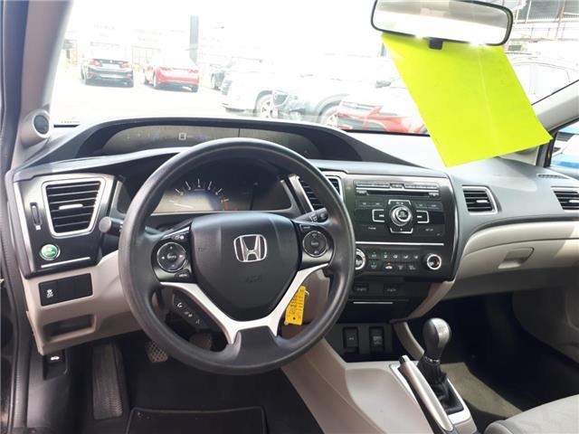 2013 Honda Civic LX (Stk: 001959) in Orleans - Image 11 of 25