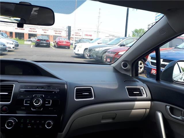 2013 Honda Civic LX (Stk: 001959) in Orleans - Image 12 of 25
