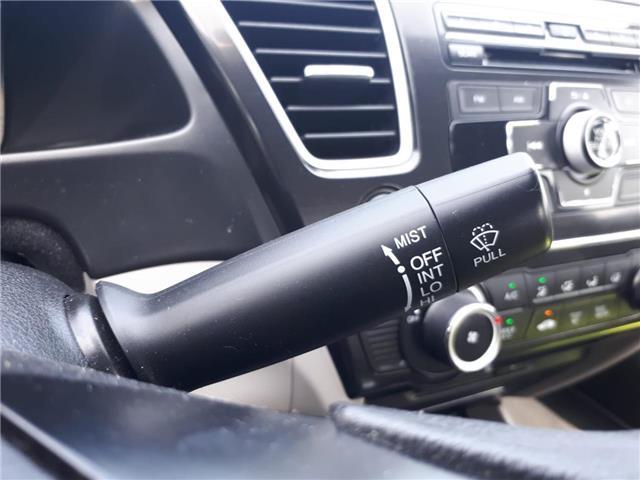 2013 Honda Civic LX (Stk: 001959) in Orleans - Image 16 of 25