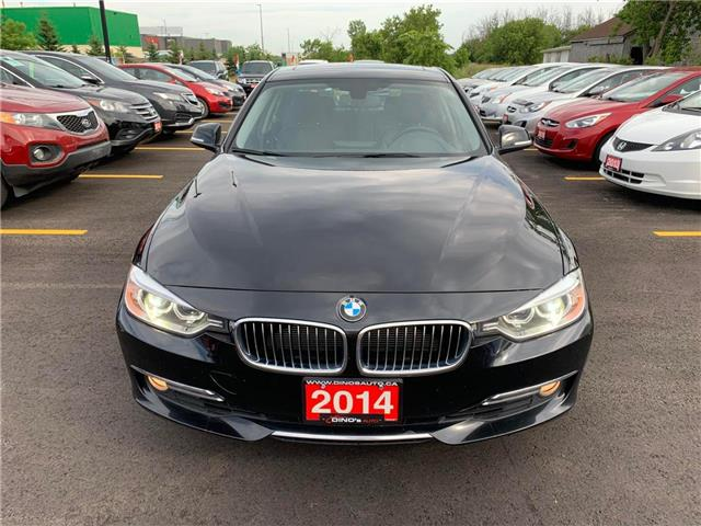 2014 BMW 328i xDrive (Stk: 982207) in Orleans - Image 6 of 28