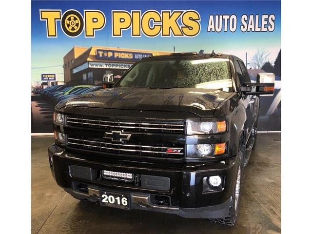 2016 Chevrolet Silverado 3500HD LTZ (Stk: 178034) in NORTH BAY - Image 1 of 29