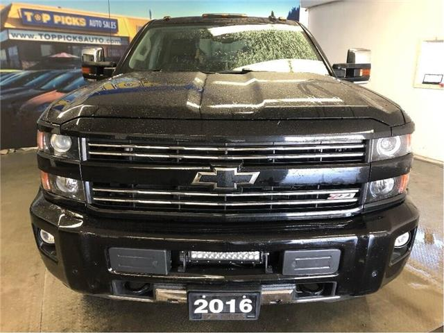 2016 Chevrolet Silverado 3500HD LTZ (Stk: 178034) in NORTH BAY - Image 2 of 29