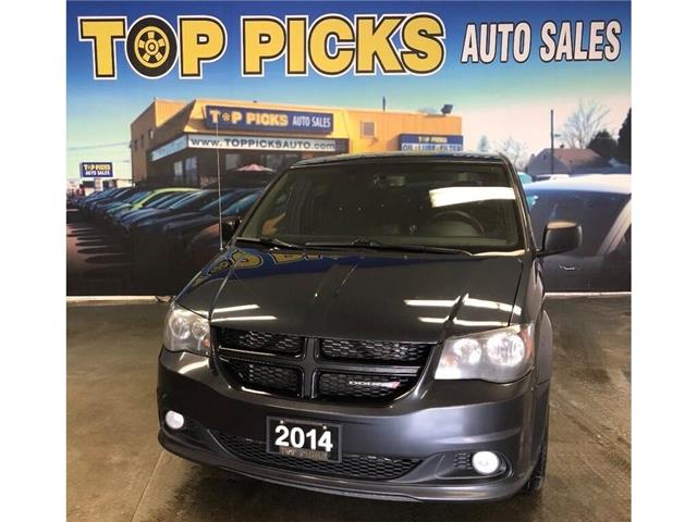 2014 Dodge Grand Caravan SE/SXT (Stk: 144813) in NORTH BAY - Image 1 of 29