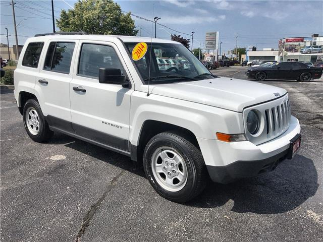 2014 Jeep Patriot Sport/North (Stk: 191298A) in Windsor - Image 1 of 11