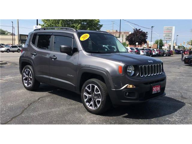 2016 Jeep Renegade North (Stk: 191012A) in Windsor - Image 2 of 13