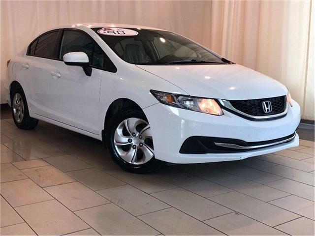 2014 Honda Civic LX (Stk: A39100) in Toronto - Image 1 of 28