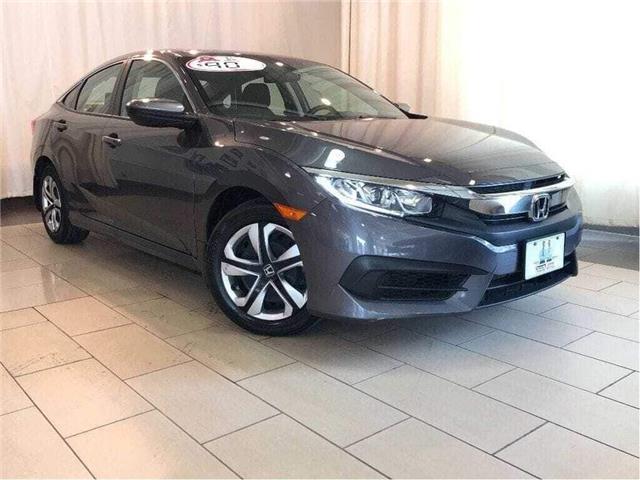 2016 Honda Civic LX (Stk: 39184) in Toronto - Image 1 of 25