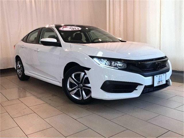 2016 Honda Civic LX (Stk: 39192) in Toronto - Image 1 of 28
