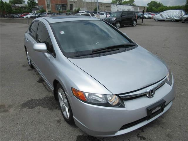 2006 Honda Civic EX (Stk: 16206AB) in Toronto - Image 1 of 17