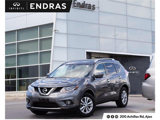 2016 Nissan Rogue SV (Stk: P0829) in Ajax - Image 1 of 24