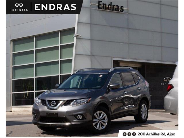2016 Nissan Rogue  (Stk: P0831) in Ajax - Image 1 of 26