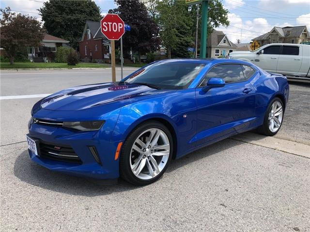 2016 Chevrolet Camaro 2LT (Stk: 43496) in Belmont - Image 1 of 20