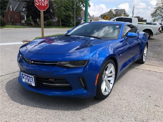 2016 Chevrolet Camaro 2LT (Stk: 43496) in Belmont - Image 2 of 20