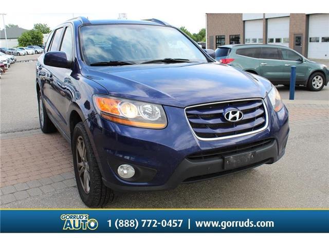 2010 Hyundai Santa Fe GL (Stk: 369993) in Milton - Image 1 of 9