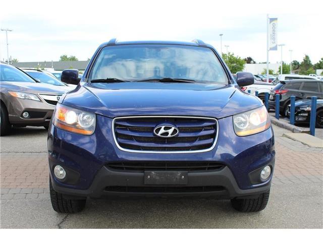 2010 Hyundai Santa Fe GL (Stk: 369993) in Milton - Image 2 of 9
