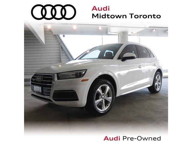 2018 Audi Q5  (Stk: AU7163A) in Toronto - Image 1 of 28