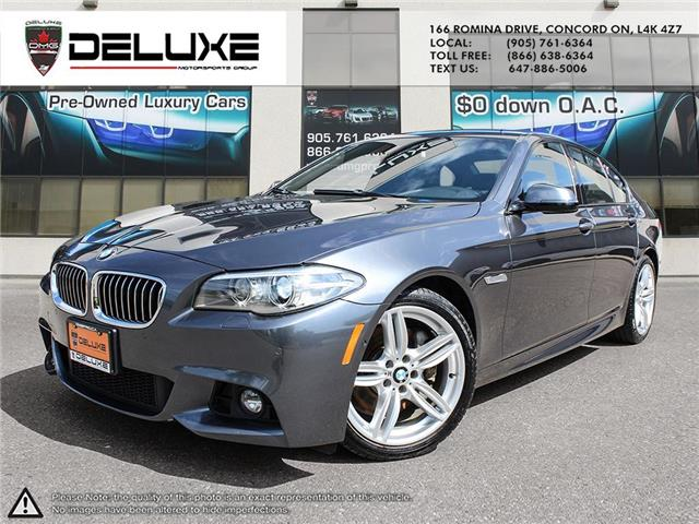 2015 BMW 535d xDrive (Stk: D0615) in Concord - Image 1 of 26