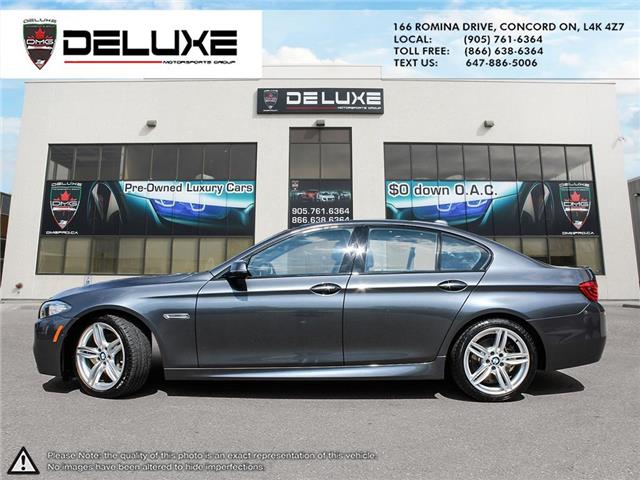 2015 BMW 535d xDrive (Stk: D0615) in Concord - Image 3 of 26