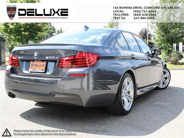 2015 BMW 535d xDrive (Stk: D0615) in Concord - Image 6 of 26