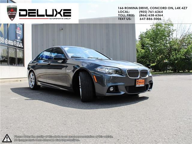 2015 BMW 535d xDrive (Stk: D0615) in Concord - Image 10 of 26