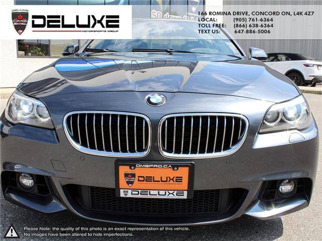 2015 BMW 535d xDrive (Stk: D0615) in Concord - Image 11 of 26