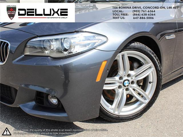 2015 BMW 535d xDrive (Stk: D0615) in Concord - Image 12 of 26