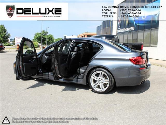 2015 BMW 535d xDrive (Stk: D0615) in Concord - Image 13 of 26