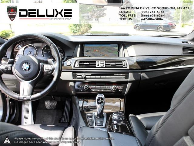 2015 BMW 535d xDrive (Stk: D0615) in Concord - Image 17 of 26