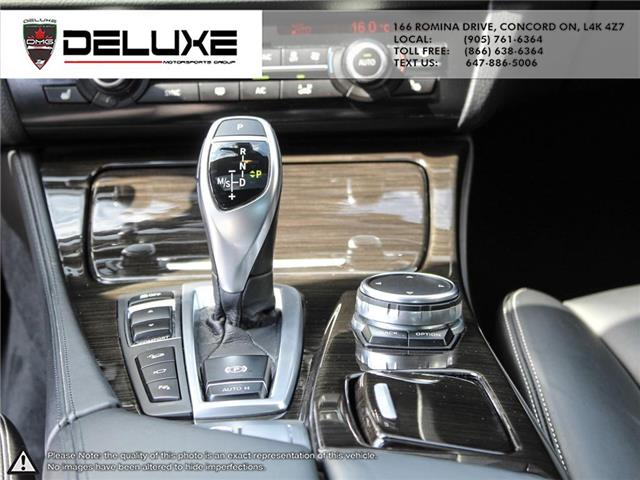 2015 BMW 535d xDrive (Stk: D0615) in Concord - Image 18 of 26