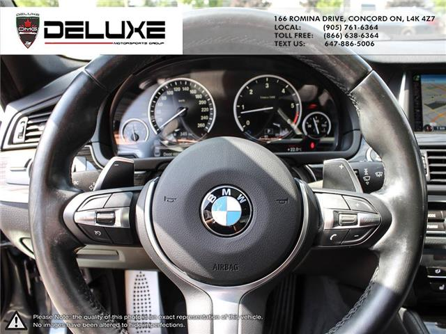 2015 BMW 535d xDrive (Stk: D0615) in Concord - Image 24 of 26