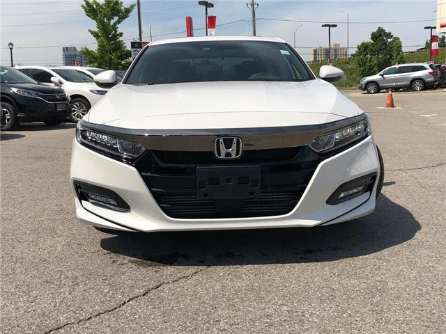 2018 Honda Accord Sport (Stk: 190717P) in Richmond Hill - Image 2 of 22