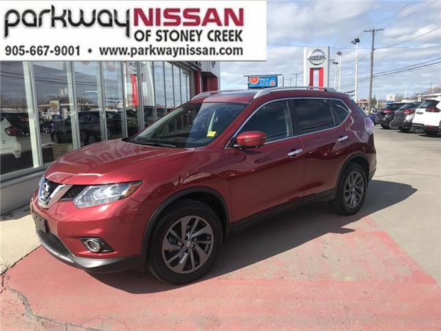2016 Nissan Rogue SL Premium (Stk: N1448) in Hamilton - Image 1 of 12