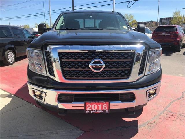 2016 Nissan Titan XD SV Gas (Stk: N18861A) in Hamilton - Image 6 of 11