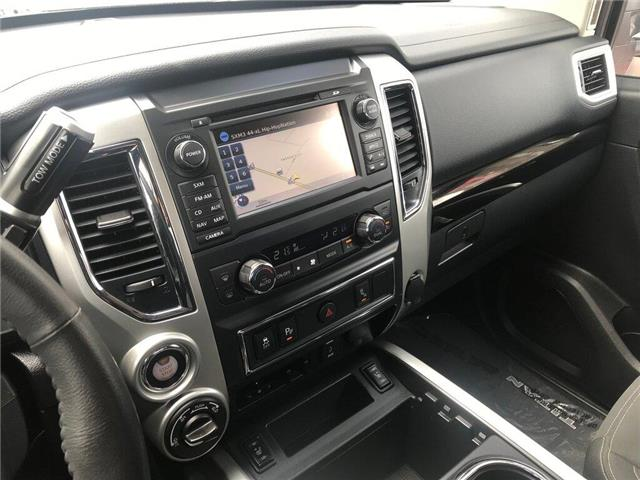 2016 Nissan Titan XD SV Gas (Stk: N18861A) in Hamilton - Image 9 of 11
